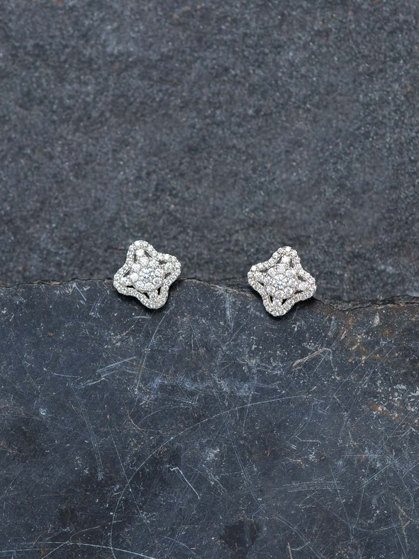 What does 925 ch mean on a earrings? - Quora