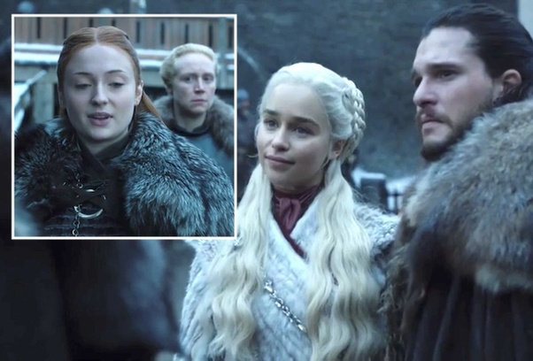 Are Jon Snow and Daenerys cousins, or is she his aunt? - Quora
