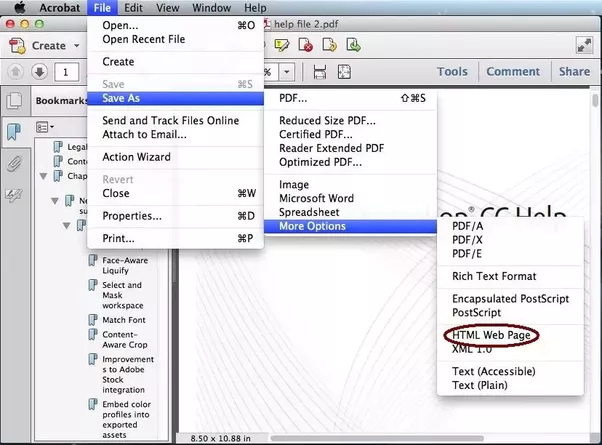 What is the best PDF to HTML converter? - Quora