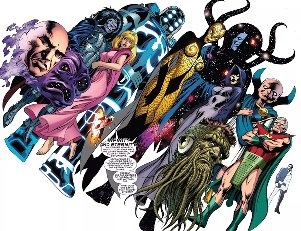 How many characters are in the Marvel universe? - Quora