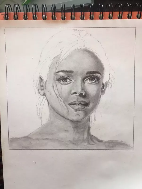How to start sketching a human face - Quora