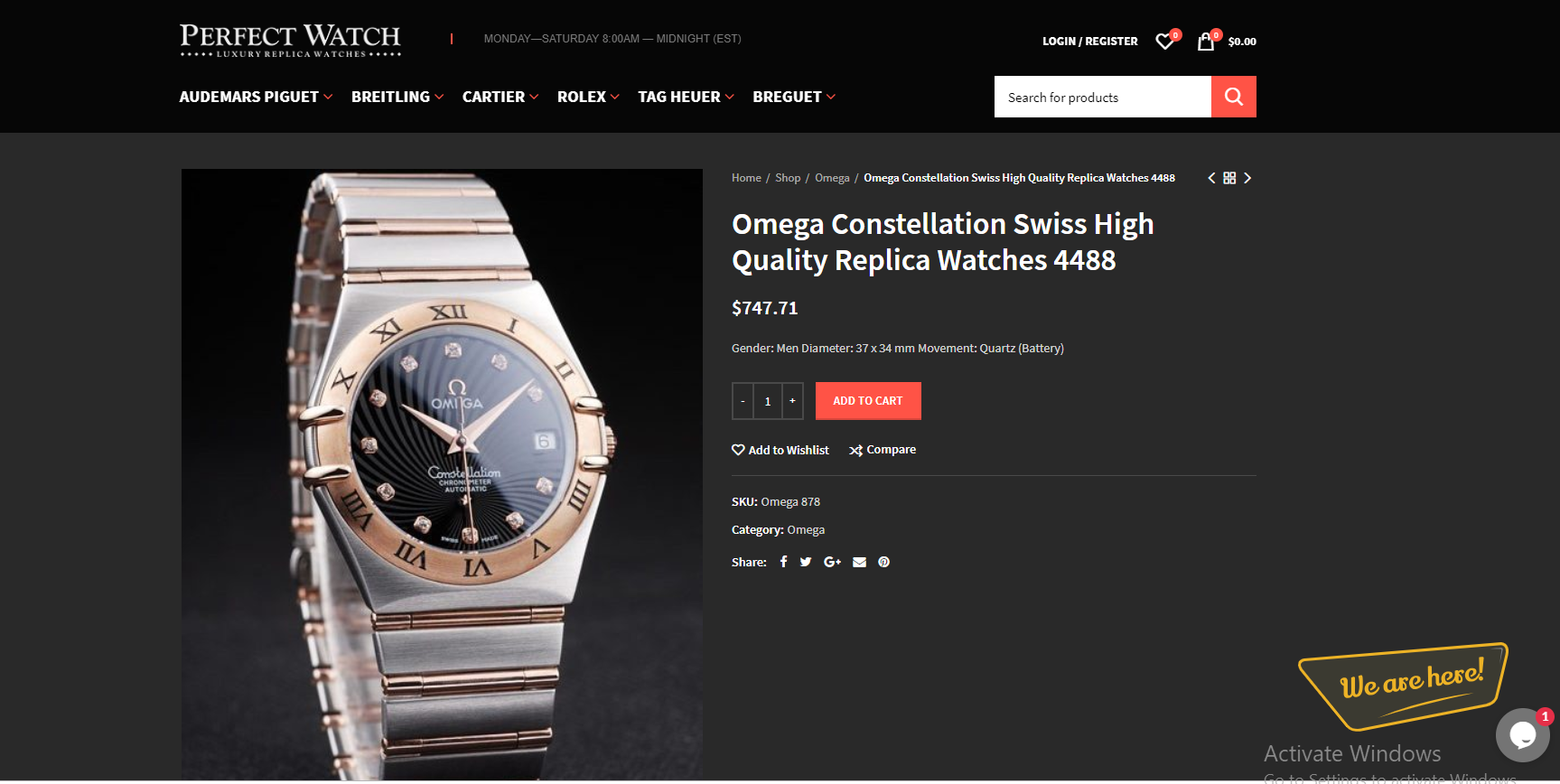 bc2441e37f36 What are the best sites to buy high-quality replica watches  - Quora