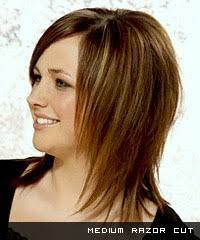 What are the best layered razor cut hairstyles? - Quora