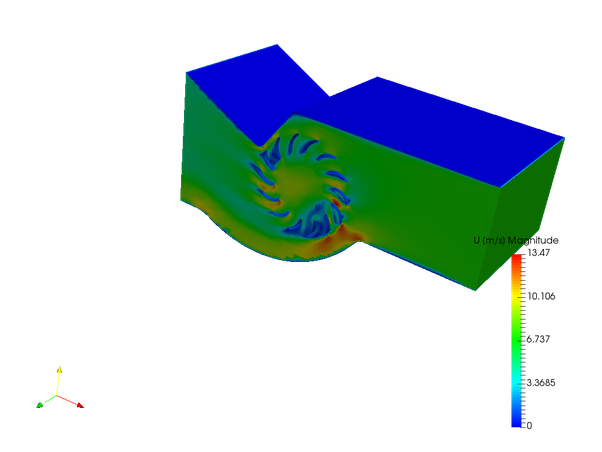 How to design fan blades that both satisfy aerodynamics and