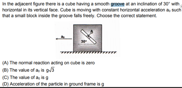 How to solve this FIITJEE AITS physics question that involves laws ...
