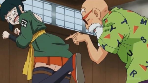 In anime