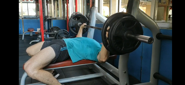 What Is A Respectable Bench Press Quora