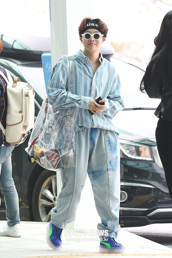 Which Bts Member Has The Worst Fashion Sense Quora