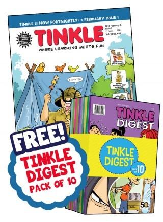 Tinkle Magazine Pdf