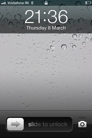When Does The Lock Icon Appear In The Ios Status Bar Quora