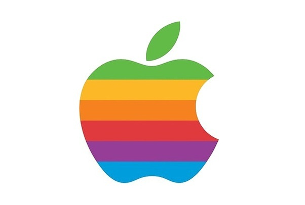 is the official apple logo the grey one or the rainbow one quora rh quora com official apple logo png official apple logo decal / sticker