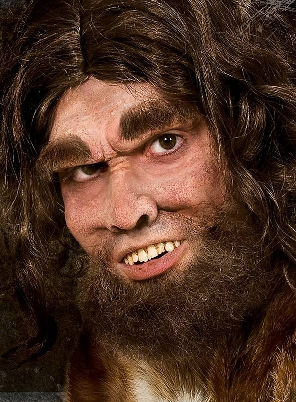 What did caveman look like? - Quora