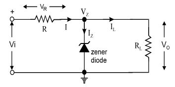 how does a zener diode regulate voltage quora rh quora com
