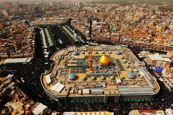 What is philosophy of The Arbaeen Walk? - Quora