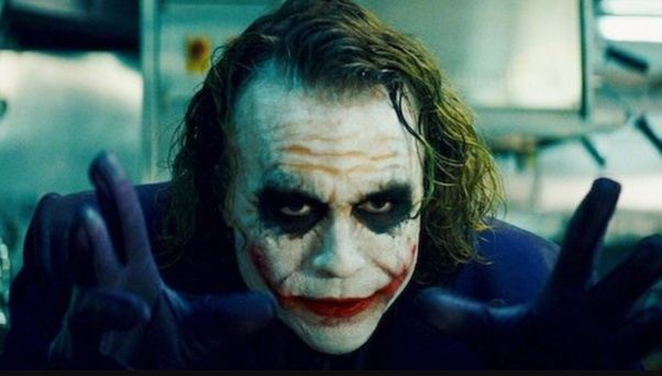 why so serious what comes to your mind when you see this question