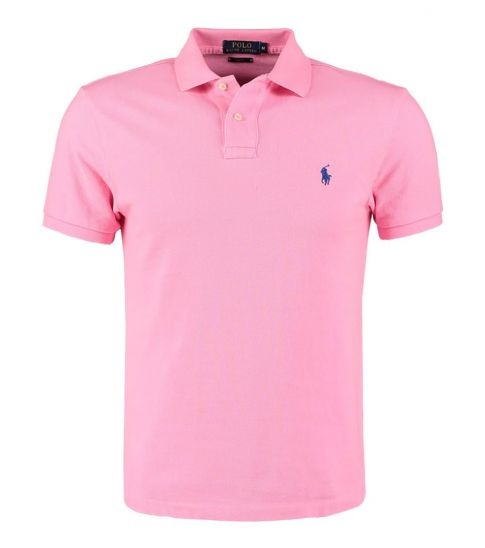 aae4471a The logo of the Ralph Lauren Polos on the front: You know how the logo of  the Ralph Lauren Polos looks like? When you are looking at the logos, ...