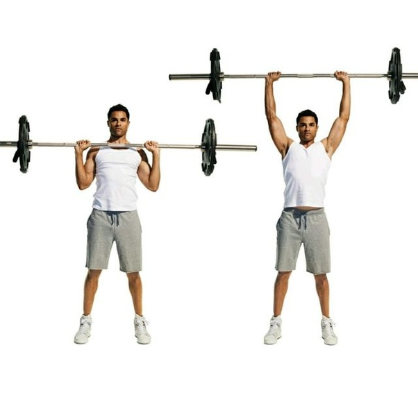 Is The Military Press Safer Than The Bench Press Quora