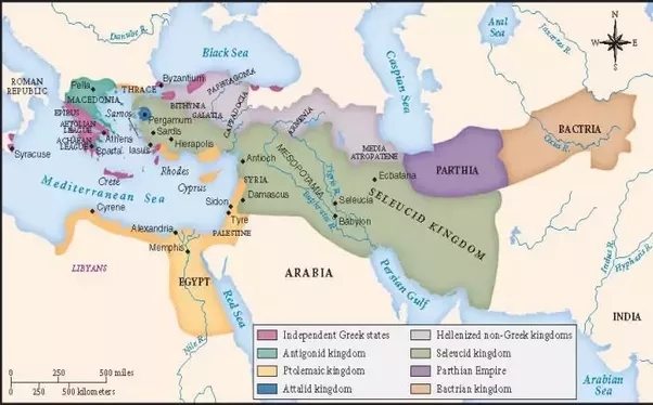 If the ancient kingdom of israel had not been destroyed by the here is a map for the general geography of the area at that time gumiabroncs Image collections