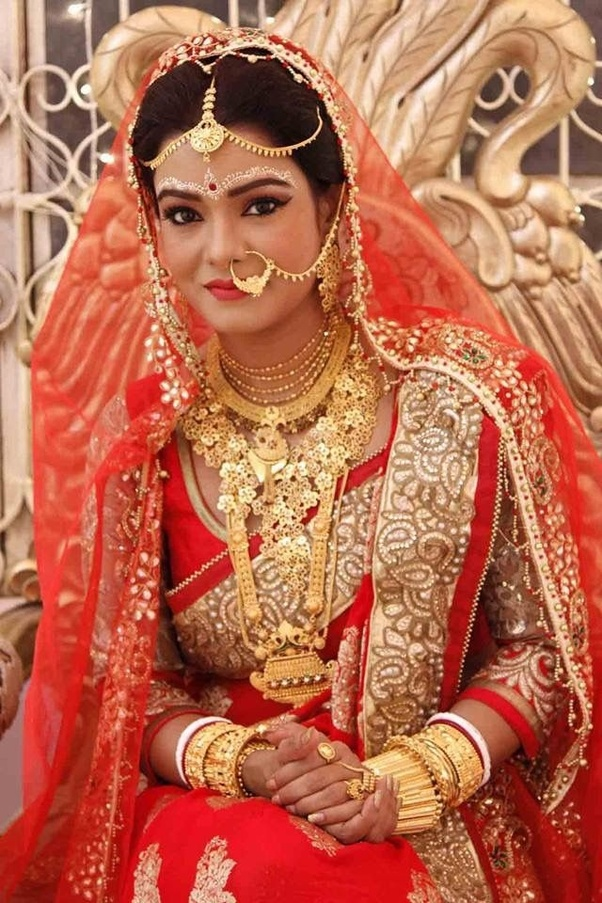 Indian Bride Fake Nose Ring