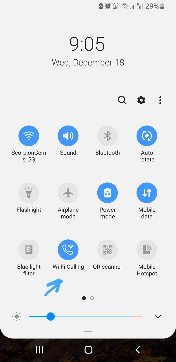 Image result for wifi calling