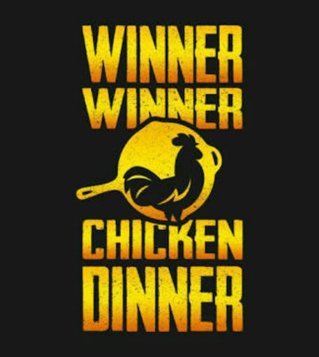 What Is Meant By Chicken Dinner In Pubg Quora