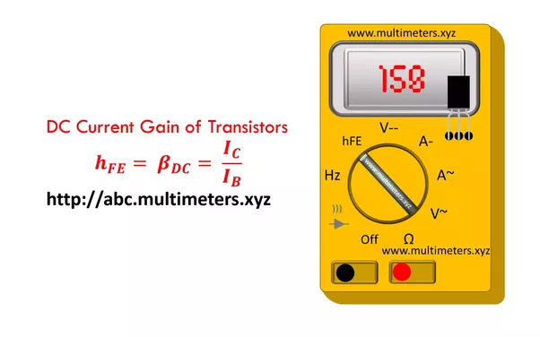What Does Hfe Mean On A Multimeter Quora