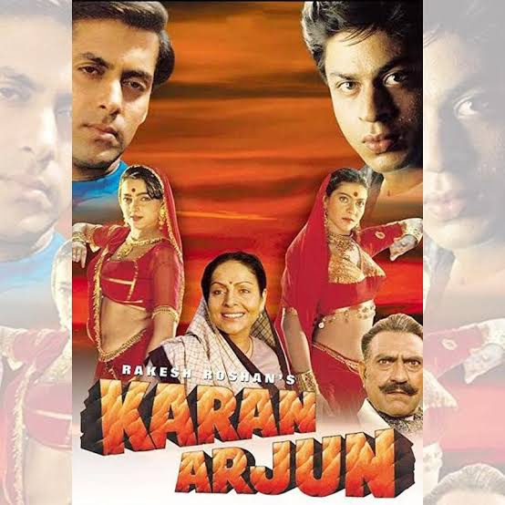 How many movies have Sharukh Khan and Kajol done together? - Quora