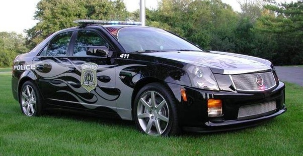 Why Don T Police Drive Cadillacs Quora
