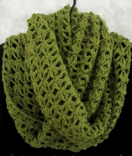 What Are Some Free Infinity Scarf Crochet Patterns Quora