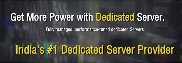 Dedicated server hosting quora m
