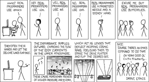 What's your favorite programming comic strip? - Quora