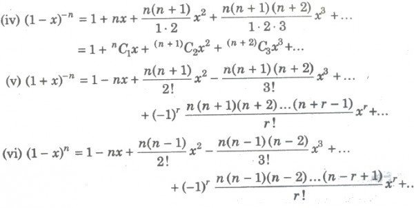What Is The Binomial Expansion For 1x 1 Quora