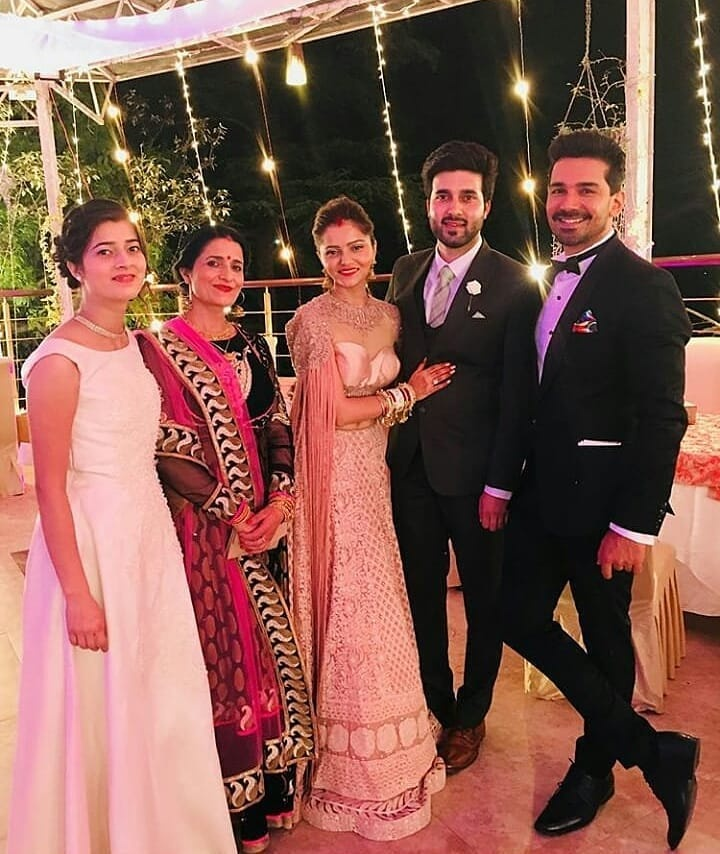 How was the actress Rubina Dilaik's wedding? - Quora