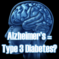 diabetes mellitus tipo $ 3 Alzheimer