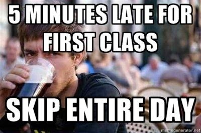 Funny Memes For College : What are some of the most funny lazy college senior memes