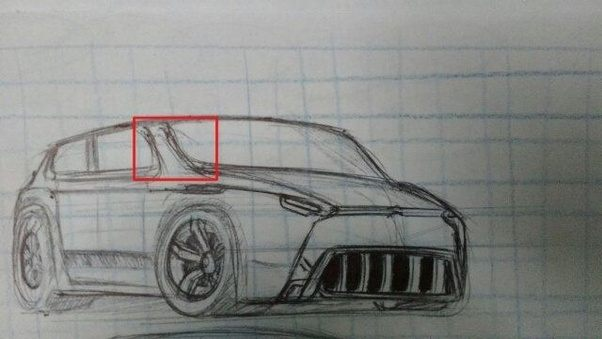 Line Drawing Car : How to improve the line quality of my sketches quora