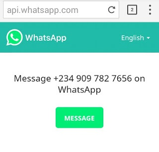 How can we send WhatsApp messages without using a number? - Quora