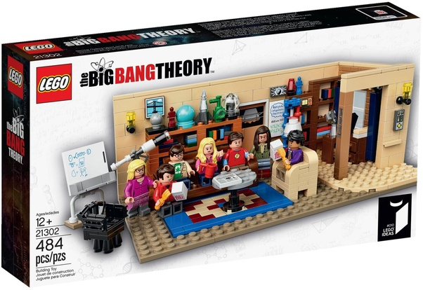 There S Also Things Like Lego Ideas Which Has Done Some One Off Licenses With A Single Set But Not An Entire Lineup Bang Theory