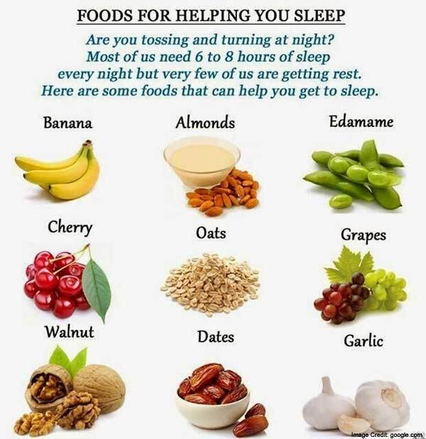 What Foods Can You Eat To Help You Sleep Better