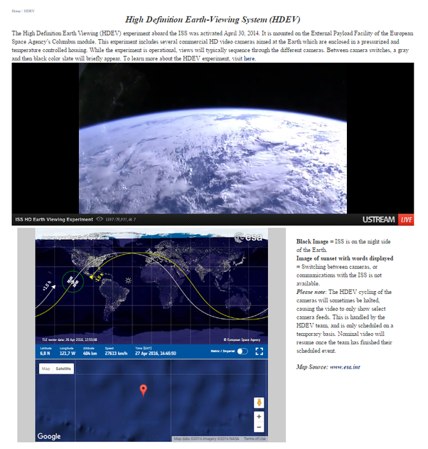 How To Watch A Live Satellite Video Of Earth Quora - Google earth live satellite