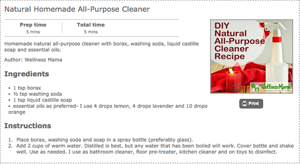 In What Kind Of Stores Will I Find Vinegar For Cleaning