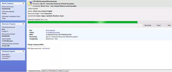 How to crack the WinRAR password - Quora