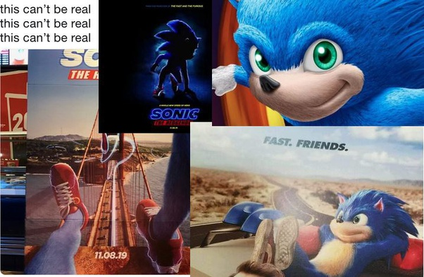 What Did You Think Of Paramount S Redesign Of Sonic In The Recent Trailer Quora