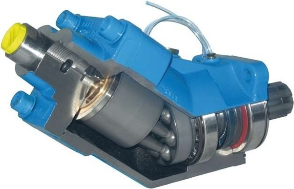 Types Of Hydraulic Motors : Can i use hydraulic pump to water quora