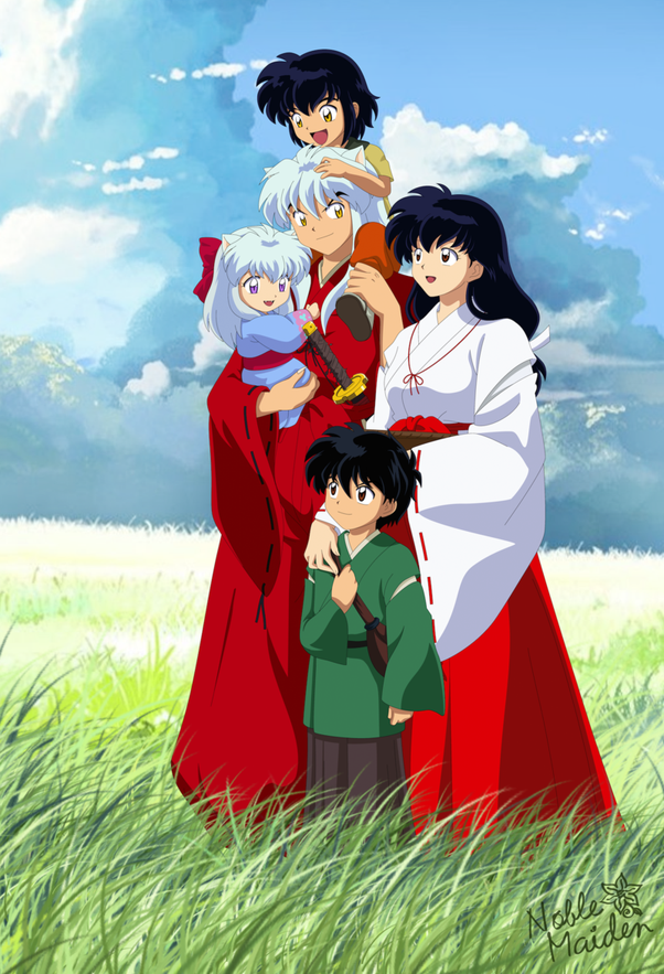 Are They Going To Make More Of Inuyasha Quora