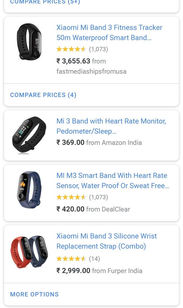 How to identify a Xiaomi Mi Band 3 if it is real or fake - Quora