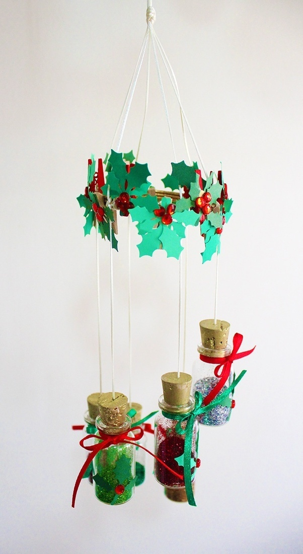 What are some simple DIY Christmas decoration ideas? - Quora