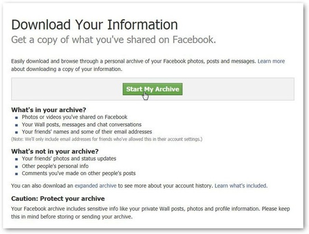 How to read my deleted Facebook messages - Quora