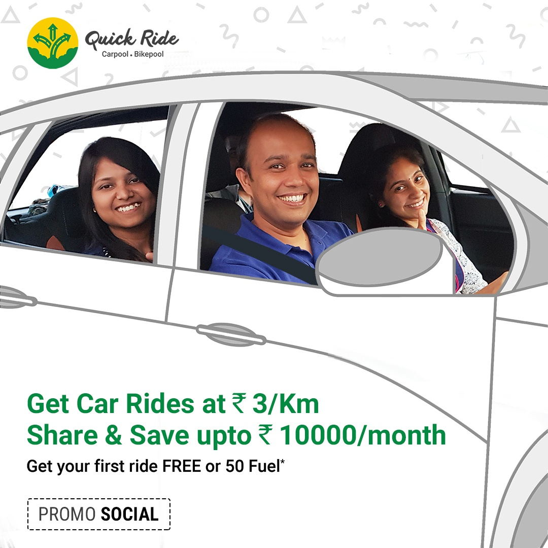 Can carpool work in India? - Quora