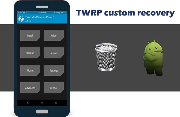 How to uninstall Android apps using TWRP custom recovery - Quora